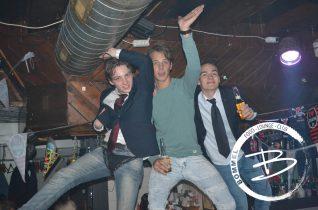 Stapavond Donderdag & HC Zwolle Heren 4 Treasure Island